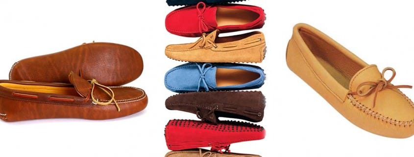 Moccasin & Driving Mocs Guide