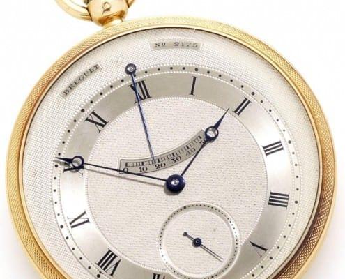 Vintage Breguet Pocket Watch