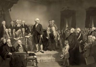 Washington Inauguration with Rum