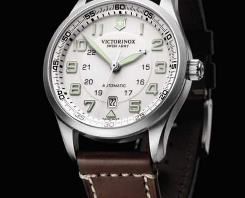 Victorinx Swiss Army Airboss Watch