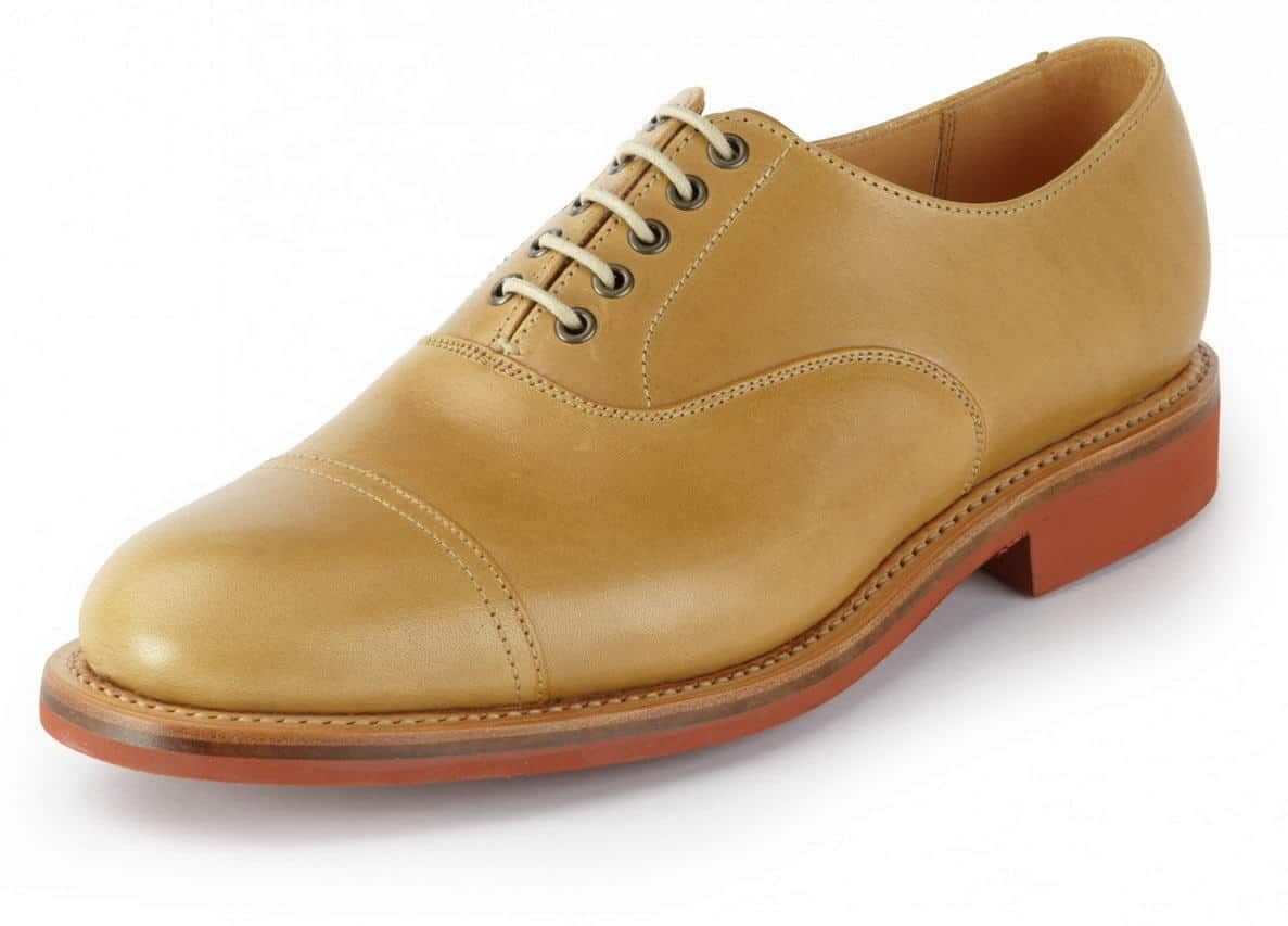 The Sound Of Mens Dress Shoes