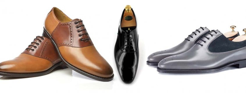 The Oxford Shoe Guide
