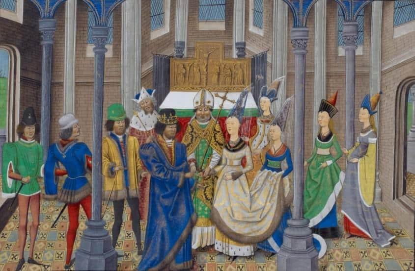 The Treaty of Windsor