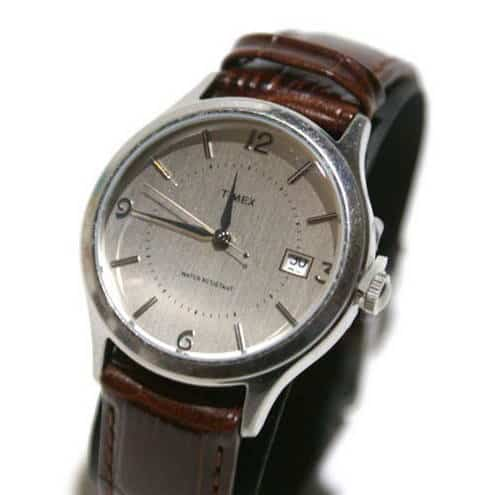 Timex X J Crew Watch Collaboration