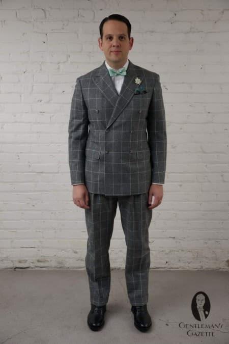 mytailor.com suit fit Frontview