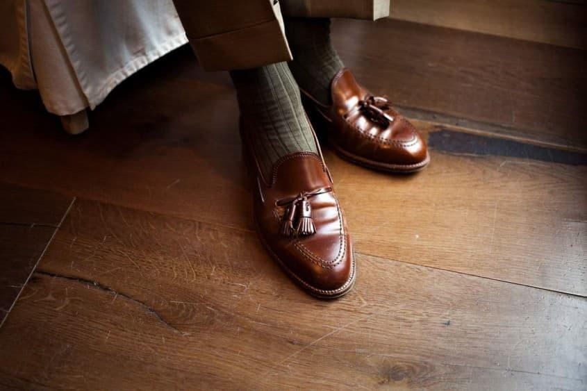 Alden Tassel Loafer