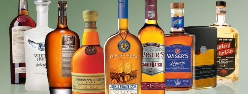 CANADIAN WHISKY GUIDE