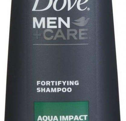 Dove Aqua Impact Shampoo