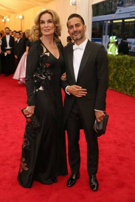 Marc Jacobs in a morning coat at a white tie event - a huge faux pas