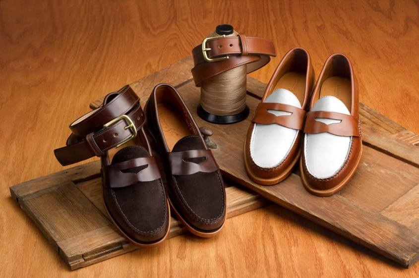 Penny Loafers by Rancourt