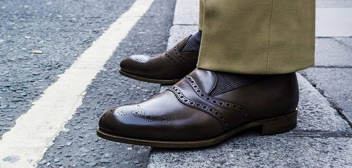 Loafer Shoes Guide For Men