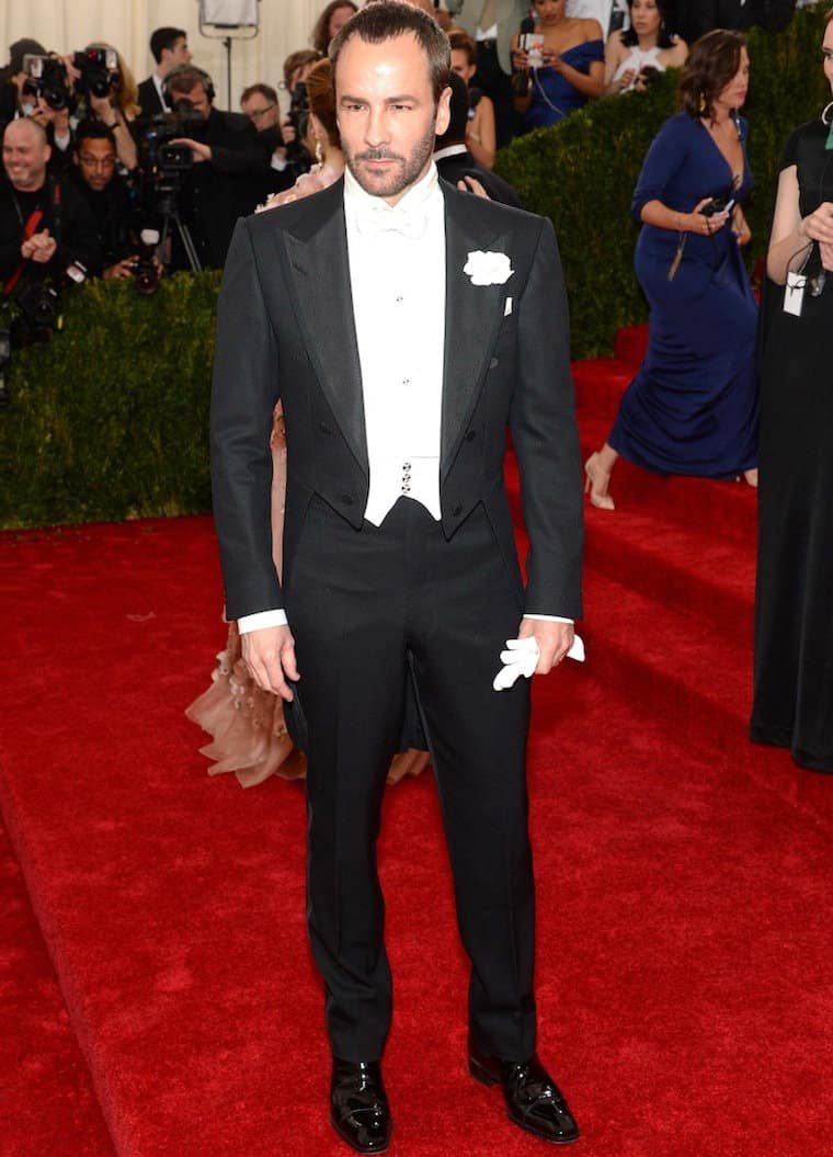 Tuxedo Without Patent Leather Shoes