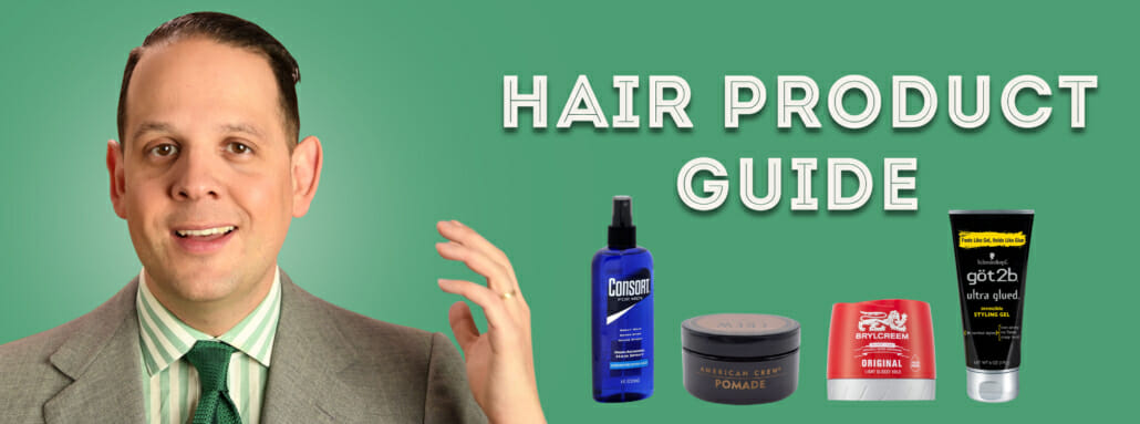 Best Hair Products For Men Science Styling More