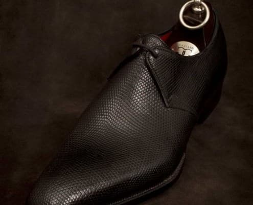 2 Eyelet Bespoke Derby by Gaziano Girling