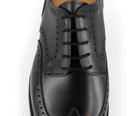Black Derby Model Swansea by Crockett Jones