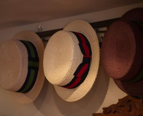 Boater Hats for summer