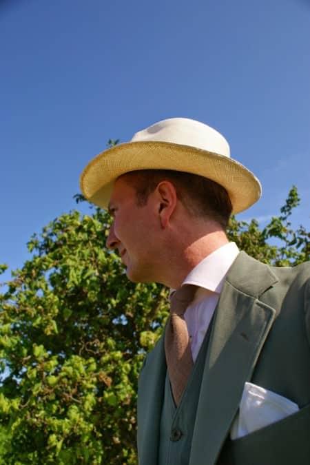 Coarsly woven panama hat - picture credit haethaenstat.blogspot.com