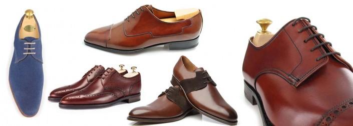 Derby & Blucher Shoe Guide