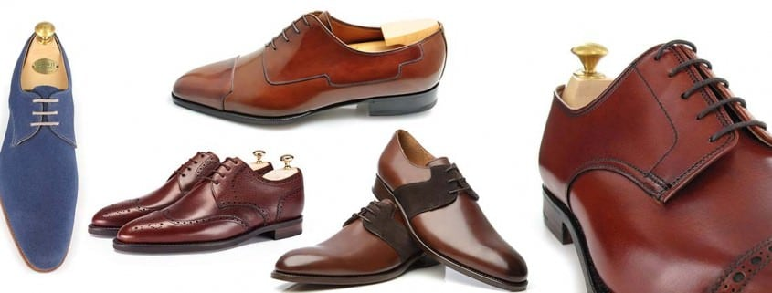 Derby & Blucher Shoe Guide