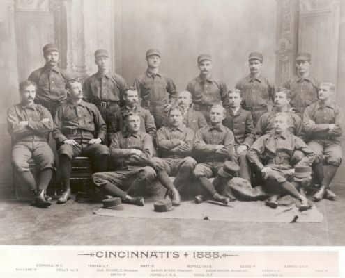 Historic Ball Caps
