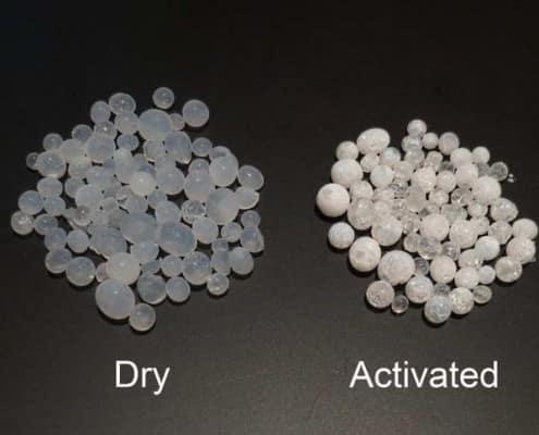 Humidity Beads
