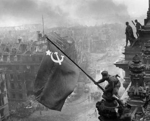 Jewgeni Chaldej. 2. May 1945