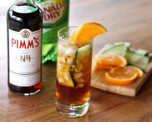 Pimms Gin