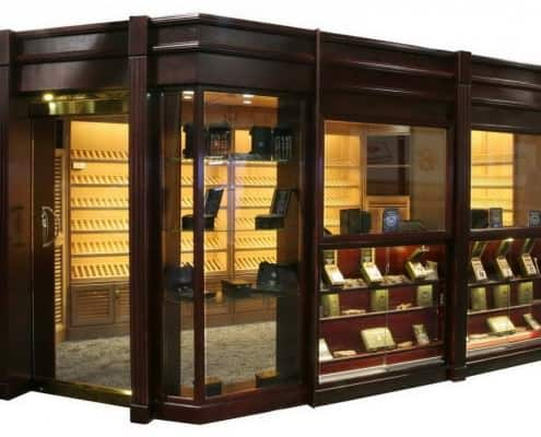 Portable Walkin Humidor for Home or Office