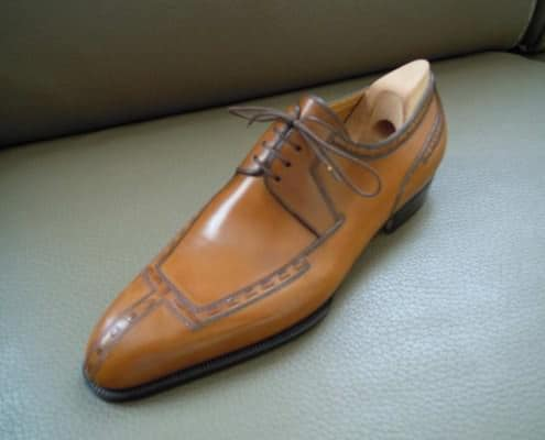 Special Derby Shoe by Anthony Delos