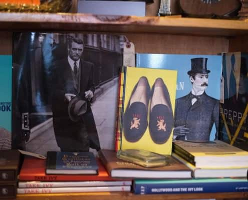 Style related books for men