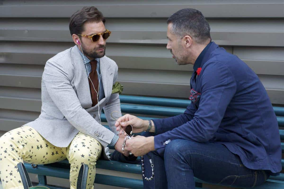 Pitti Uomo 86 Street Style - Day I — Gentleman's Gazette