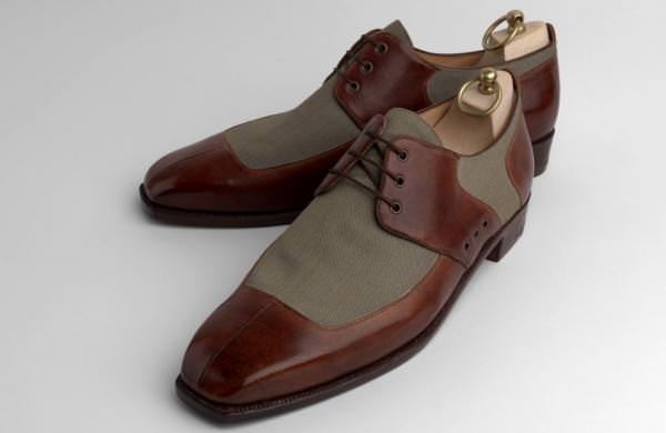 The Derby Shoe Amp Blucher Guide Gentleman S Gazette