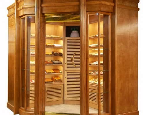 Walkin Humidor for Home or Office