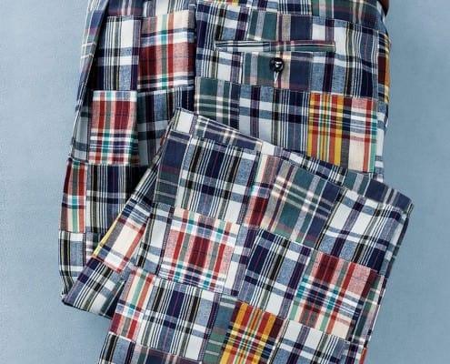 GTH Madras Pants