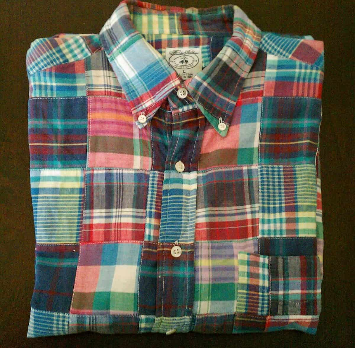 Madras by Brooks Brothers
