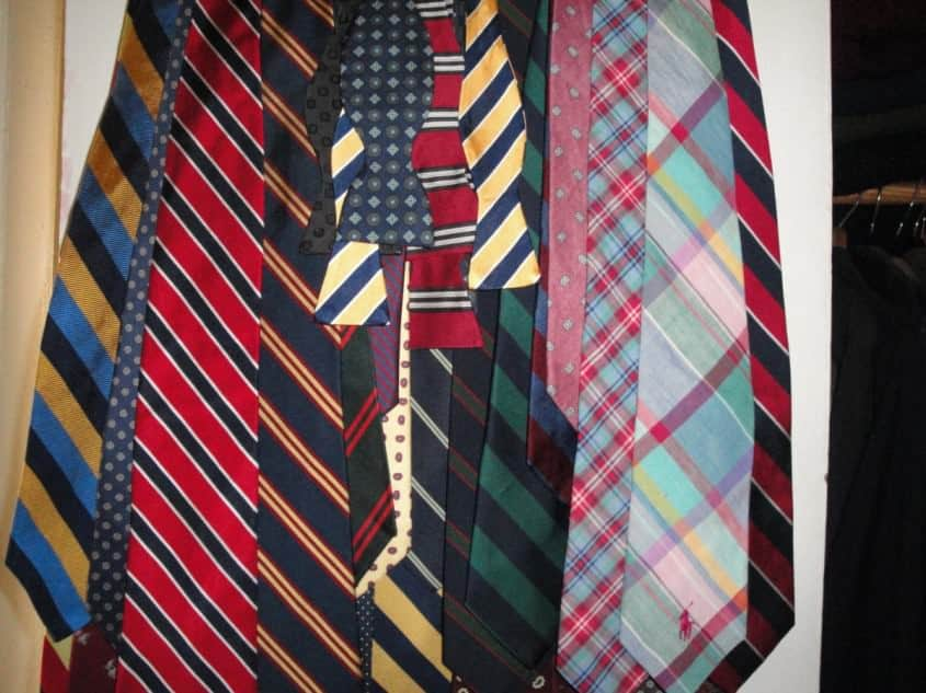 Preppy Tie and Bowtie Collection