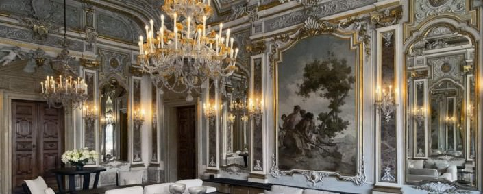 Top Luxury Hotel Chains