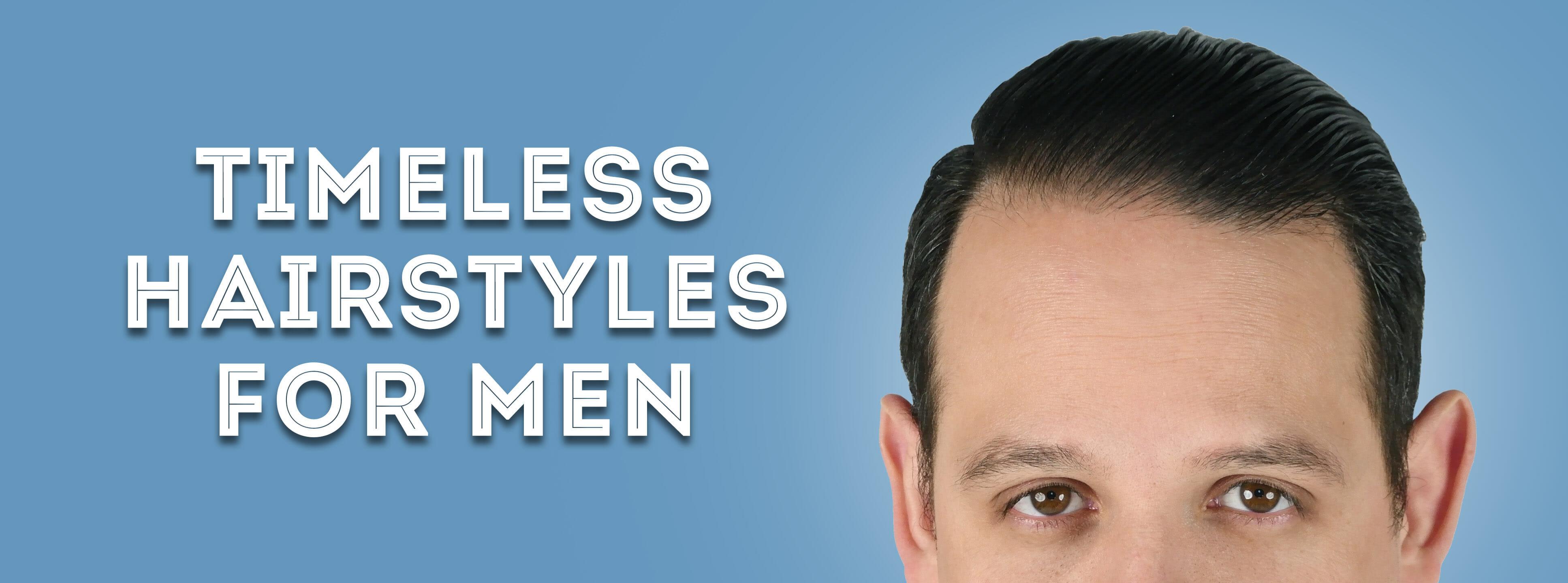 Tremendous 5 Classic Timelessly Stylish Hairstyles For Men Gentlemans Schematic Wiring Diagrams Phreekkolirunnerswayorg