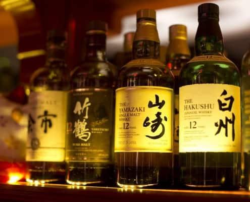 Malt Whisky from Japan