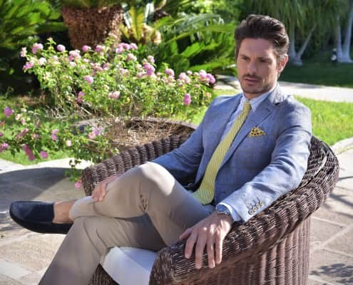 Summer Blazer by Gagliardi
