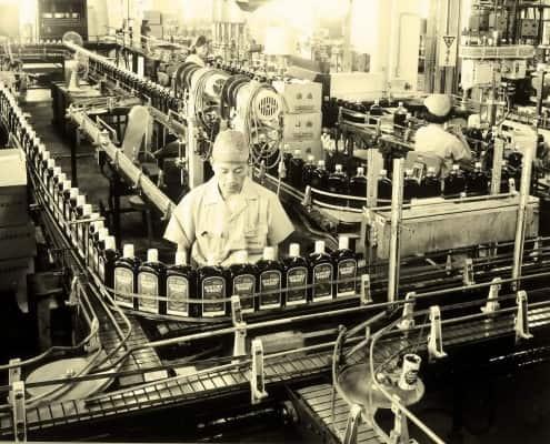 Suntory Distillery