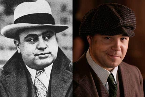 Boardwalk Empire Al Capone