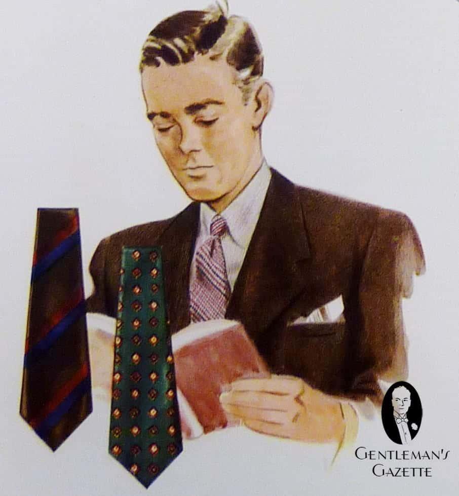 The Charcoal Brown Suit Gentleman S Gazette