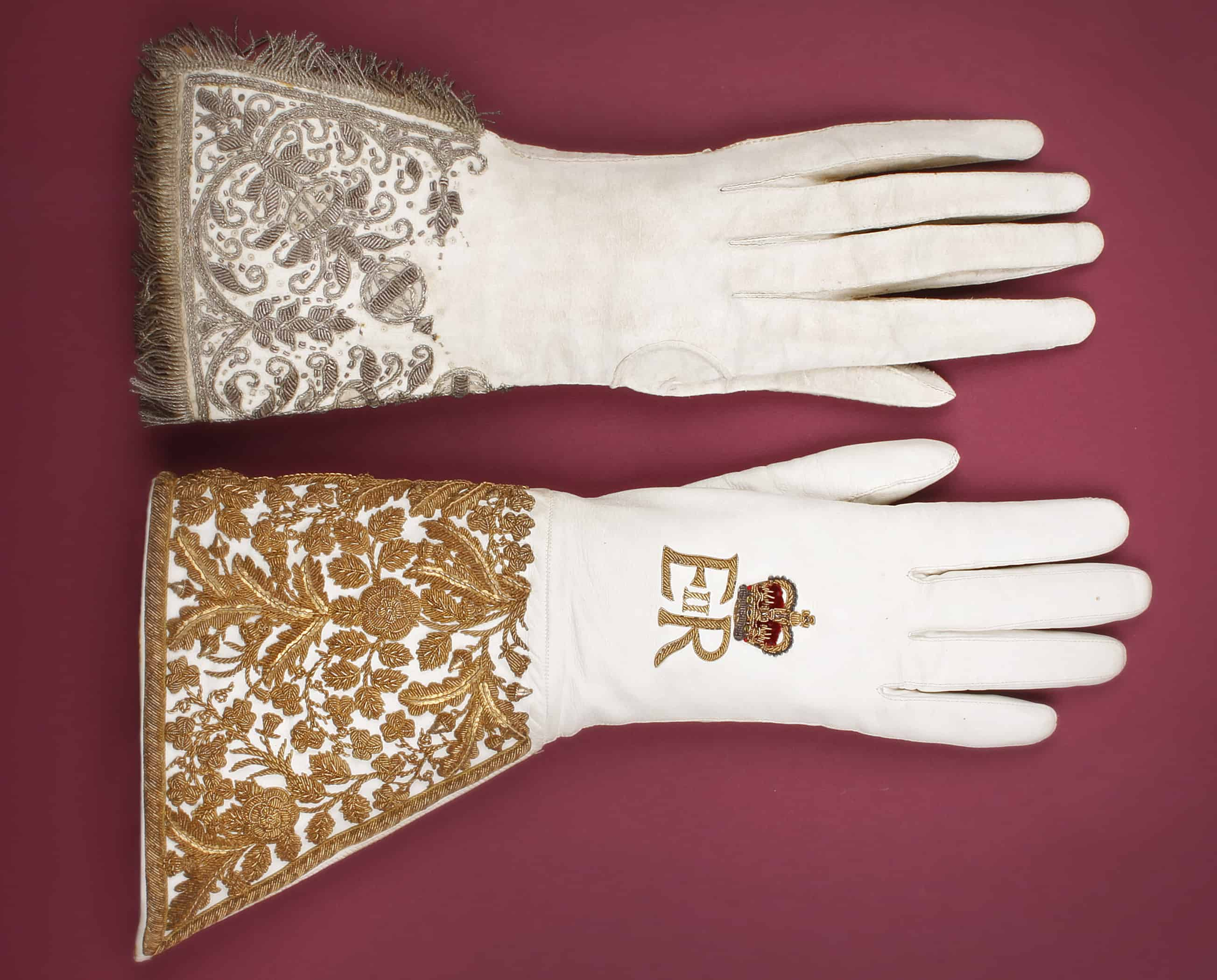 Driving gloves styleforum - Coronation Gloves For Queen Elizabeth Ii Made By Dents