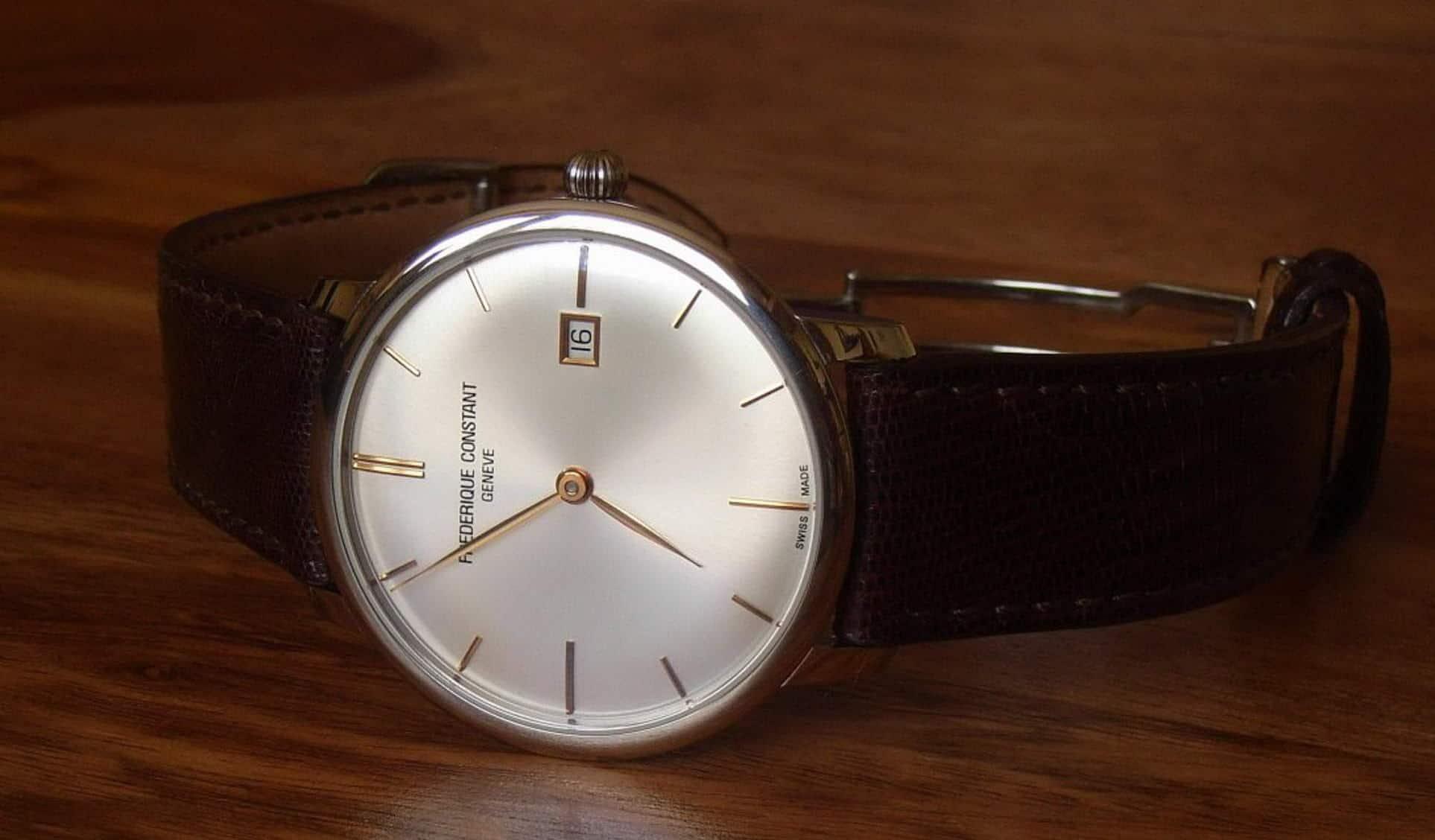 the dress watch guide gentleman s gazette frederique constant slim line