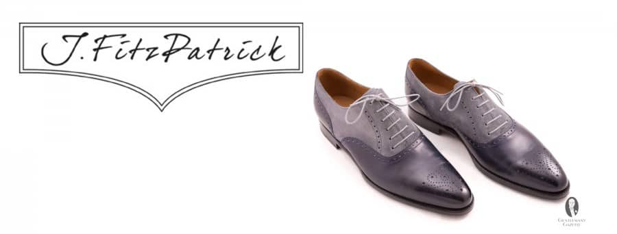 J. Fitzpatrick Shoe Review