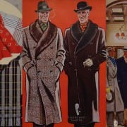 Overcoats & Fur Collars