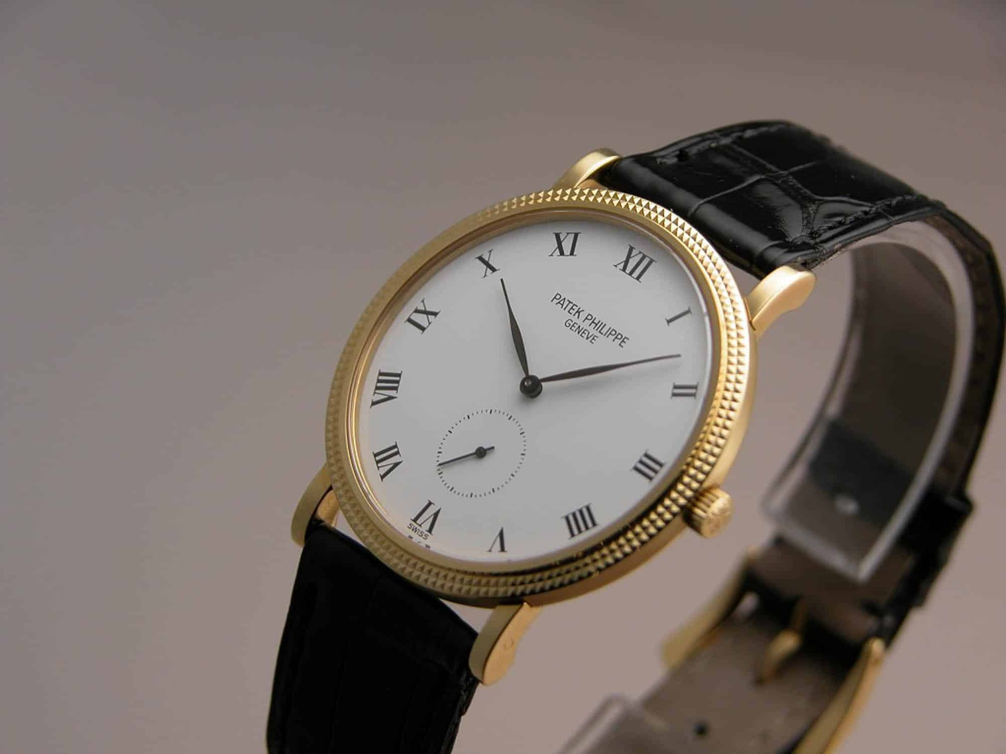 The dress watch guide gentleman 39 s gazette for Patek philippe