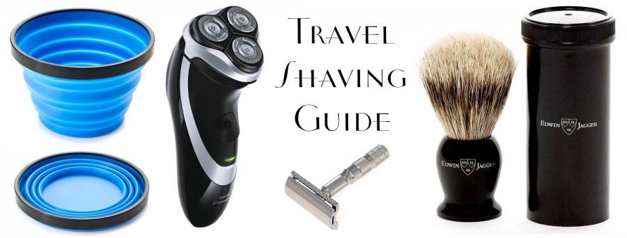 Travel Shaving Guide