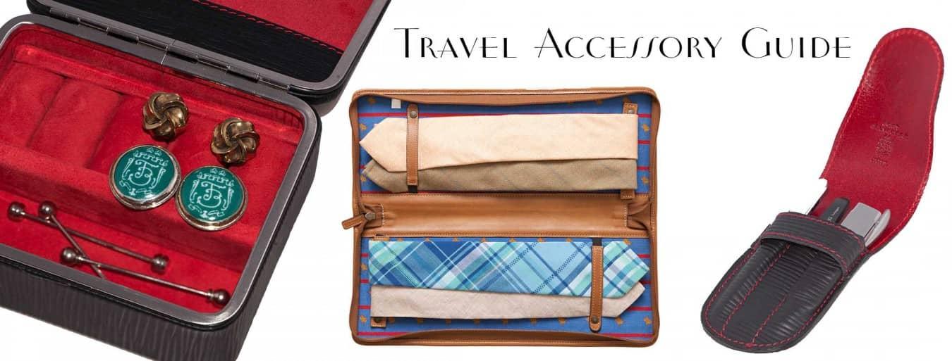 Travel Accessory Guide